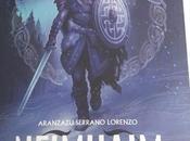 """azor cuervos"""" Aranzazu Serrano Lorenzo: segunda parte """"Neimhaim"""""""