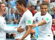eficiente Francia vence Uruguay avanza semifinales #Rusia2018