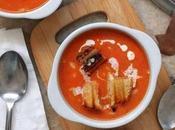 sopa tomate fácil Garten