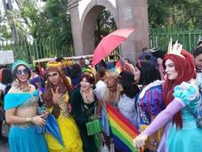 Celebran Marcha Orgullo capital potosina