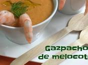 Gazpacho Melocotón