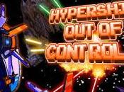 Hypership Control!, divertido shoot mucho sabor retro