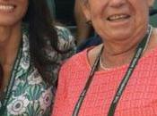 Gabriela Sabatini, espectadora Wimbledon premiada Londres