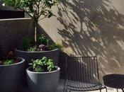 Diseñar nuestra casa terraza macetas diseño