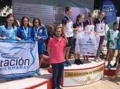 Éxito deportivo campeonato Andalucía Alevín Natación