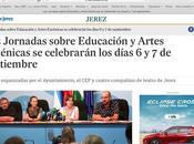 Teatro Brut Jornadas sobre Educación Artes Escénicas Jerez, manu medina