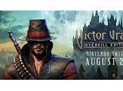 demonios tienen fecha caducidad: Victor Vran Overkill Edition llega agosto Nintendo Switch
