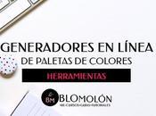 Generadores Línea Paletas Colores
