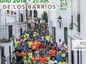 Carrera Nocturna Solidaria corre igualdad Barrios