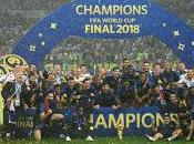 Francia campeón Copa Mundial FIFA #Rusia2018 tras vencer Croacia