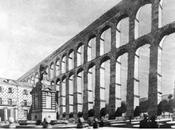 Proyecto Plaza Acceso Acueducto #Segovia. 1946 Sáenz Oiza Laorga