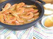 Gambones salsa (receta hermana)
