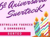 SORTEO ANIVERSARIO SUERTECIK