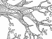 Awesome Coloring Picture Tree