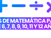 fichas matemáticas para niños años【2018】