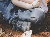 ¿Por malo niños utilicen zapatos heredados?