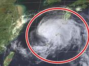 """Tormenta tropical """"Ampil"""" cerca tocar tierra China"""