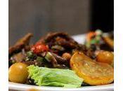 Cómo servir alternativa vegana vegetariana catering comunión