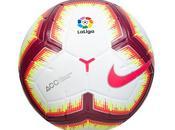 Nuevo balón para Liga: Nike Merlín