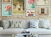 Ideas para decorar paredes salón