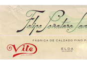 """Logos marcas calzado eldense: Felipe Peñataro Sanchís hermano """"Vite""""; Guillermo Recio; Martí."""