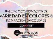 Variedad Color Paletas