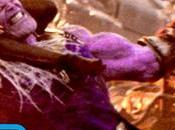 Versión extendida batalla contra Thanos Titán Vengadores: Infinity