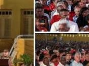 Raúl Castro: Cubanos defenderán Revolución discurso Santiago Cuba]