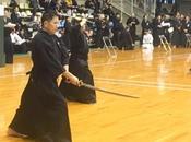 Practicando Iaido (居合道)