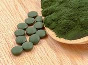 Espiruluna: proteínas nutrientes verde