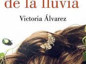 """nombre después lluvia"""" Victoria Álvarez: inicio trilogía """"Dreaming Spires"""""""
