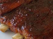 Costillas salsa barbacoa olla cocción lenta Crockpot Slow cooker