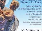 Cayetano, Plata: Fiestas Patronales 2018