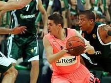 Lakovic lidera reacción prodigiosa Barça irregular elimina campeón