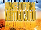 Avance editorial Vertigo 2010