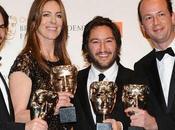 Premios bafta: emoción para oscar
