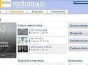 """Redtrabaja.es, algo nuevo """"infojobs"""" público gratuito..."""