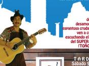 Toño Canica SUPER-CHAMÁN, héroe afrochilango, canciones lenguajes comedia payaso para adultos