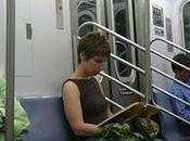Leyendo metro