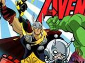 """The Avengers Earth´s Mightiest Heroes"" -una mejores series factoría Marvel-"
