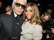 Carine Roitfeld pluriempleada: asesorará Chanel Fendi Karl Lagerfeld