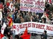 Cien días gobierno reaccionario Catalunya