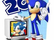 SEGA muestra tráiler Sonic aniversario