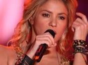 Shakira despide mexico