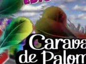 Caravana Palomos Intermedio llega Badajoz