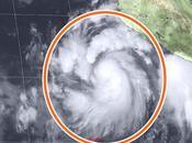 """""""John"""" convierte huracán sudoeste México"""