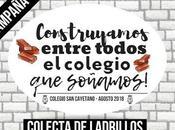 """""""Construyendo juntos colegio soñamos"""". Colegio Cayetano, Plata"""