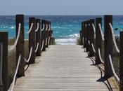 isla Menorca: jardín vistas