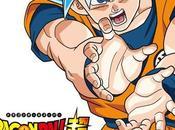 Nuevos pósters promocionales para Dragón Ball Super: Broly