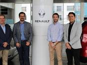 Juan Bengoechea, representante Grupo Renault visitó Ecuador